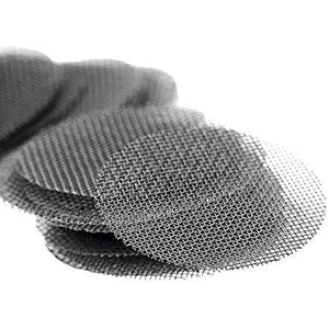 Mesh Set for Smoking Gun, 5 PCS