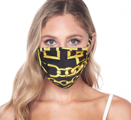 Fashion Mask (6 Colors) - Zola Kay Boutique