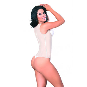 JACKIE LONDON 5020 BEIGE -  VEST WAIST TRAINER