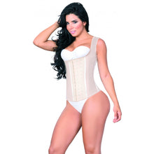 Load image into Gallery viewer, JACKIE LONDON 5020 BEIGE -  VEST WAIST TRAINER