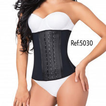 Load image into Gallery viewer, JACKIE LONDON 5030 BLACK - WAIST TRAINER