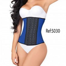 Load image into Gallery viewer, JACKIE LONDON 5030 BLUE - WAIST TRAINER