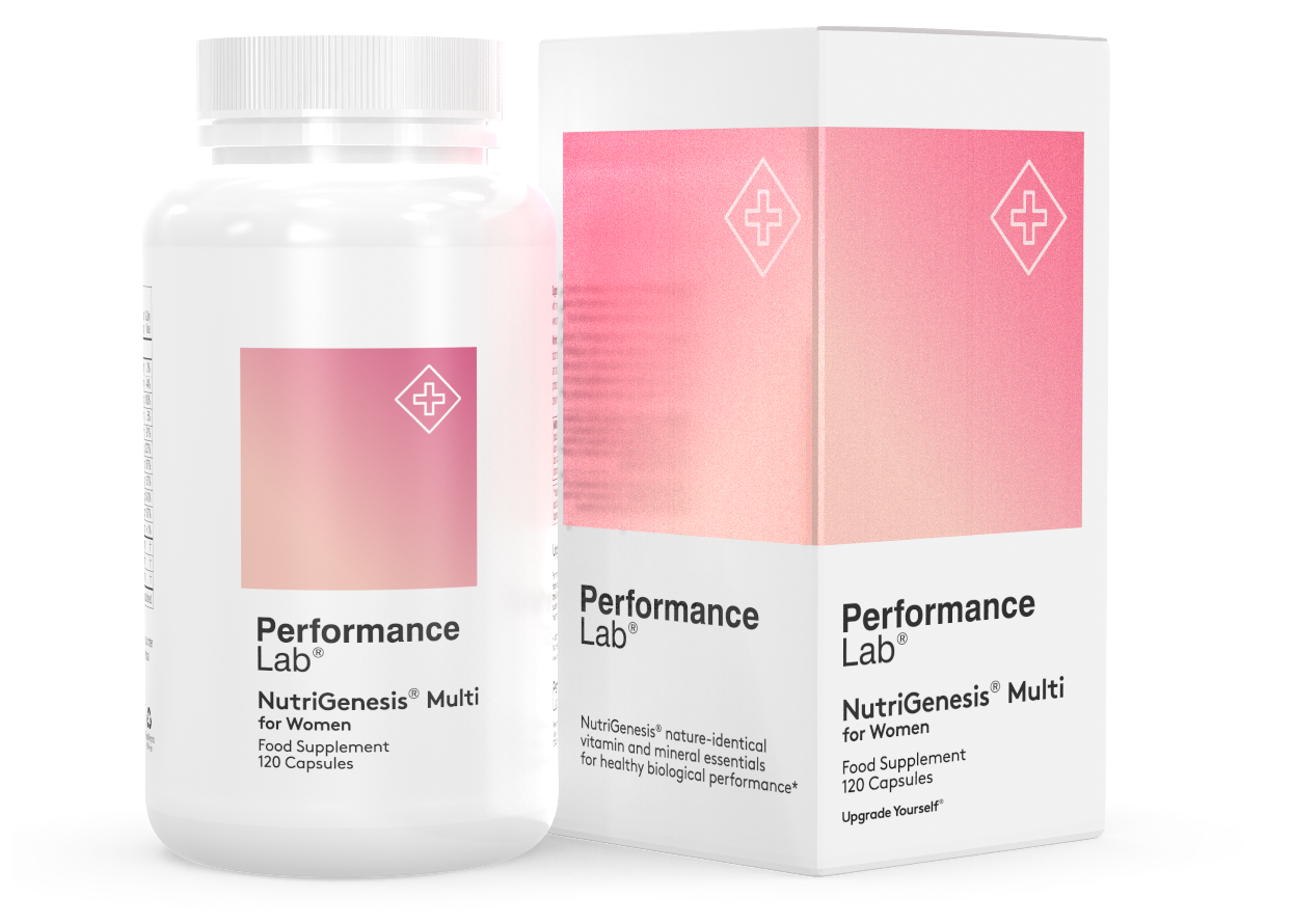 NutriGenesis® Multi for Women