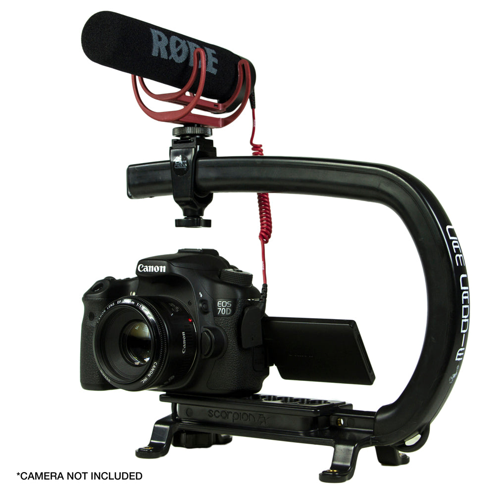 BUNDLE SCORPION EX + RODE VideoMic GO