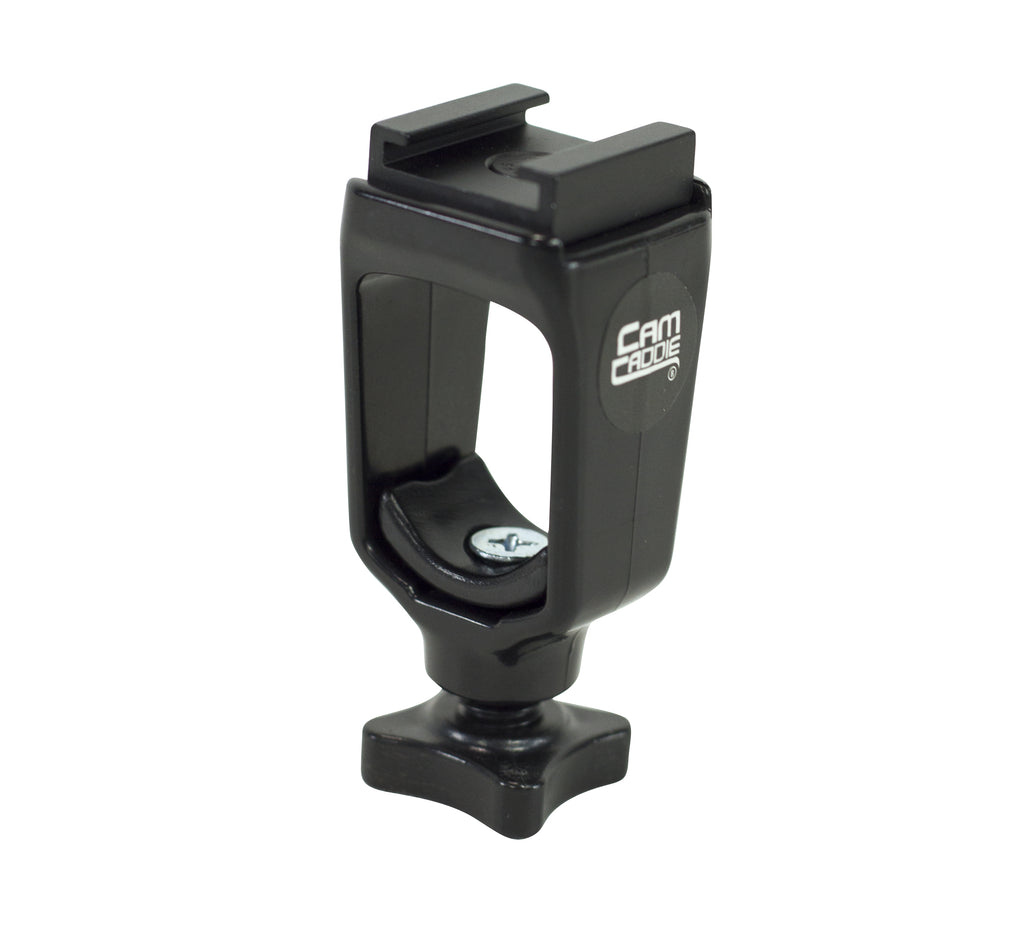 Cam Caddie Accessory Shoe Mount for Scorpion EX / Scorpion Original - Cam Caddie - The Original Universal Stabilizing Camera Handle