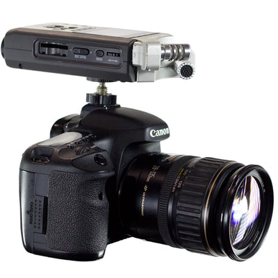 "Cam Caddie 1/4""-20 Flashner - Heavy Duty Camera Flash Shoe Adapter - Cam Caddie - The Original Universal Stabilizing Camera Handle"