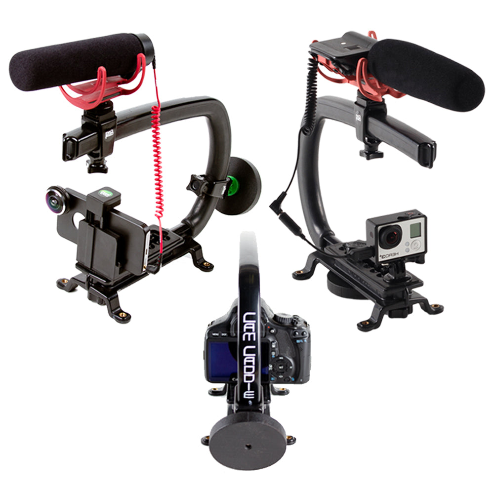 Cam Caddie Scorpion Camera Handle Stabilizing Weight Kit