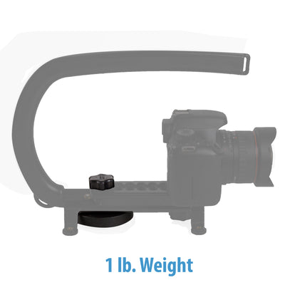 Cam Caddie Stabilizing Weight for Scorpion/EX Camera Stabilizers - Cam Caddie - The Original Universal Stabilizing Camera Handle