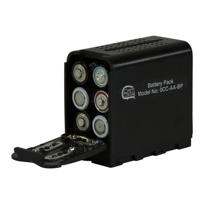 Cam Caddie AA Battery Pack Converter for SONY NP-F Series Monitors and LED Lights - Cam Caddie - The Original Universal Stabilizing Camera Handle