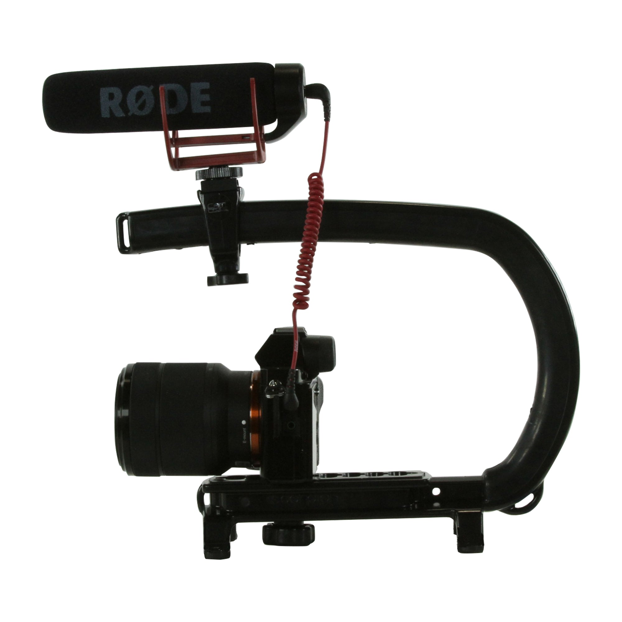 Cam Caddie Scorpion Skate Edition DSLR/GoPro/Mirrorless Camera Stabilizer Handle