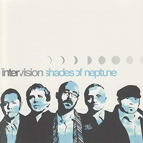 "Intervision - ""Shades Of Neptune"" album cover art"