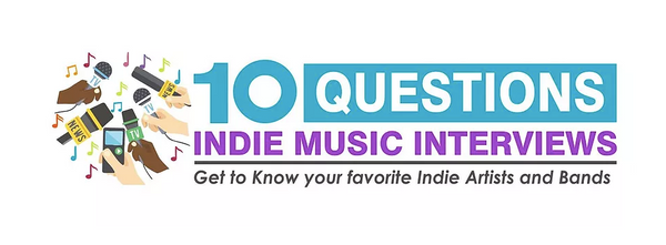10 Questions - Indie Music Interviews, BWH Music Group logo