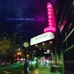 "Christopher James - ""The Sad Waltz"" cover art"