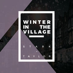 "Kit Taylor - ""Winter in the Village"" cover art"