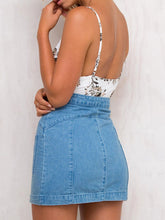 Load image into Gallery viewer, Spaghetti Strap  Backless  Printed One Piece