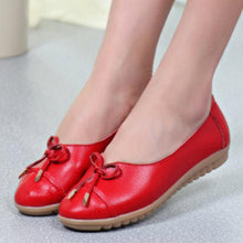 Load image into Gallery viewer, Plain  Flat  Round Toe  Casual Flat & Loafers