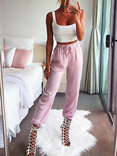 Load image into Gallery viewer, Women's Casual Pants Sports Trousers