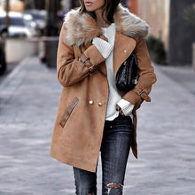 Load image into Gallery viewer, Fashion Casual Solid Color Coat