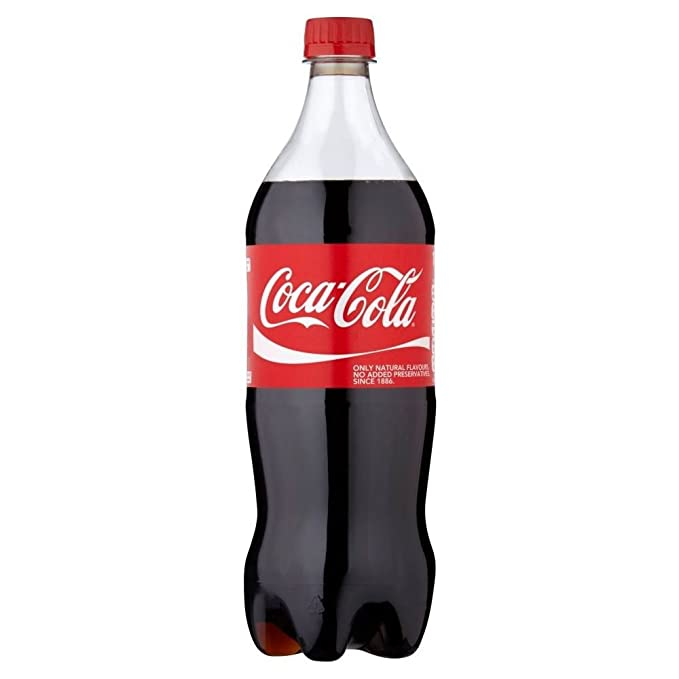 Soda Coca Cola Botella
