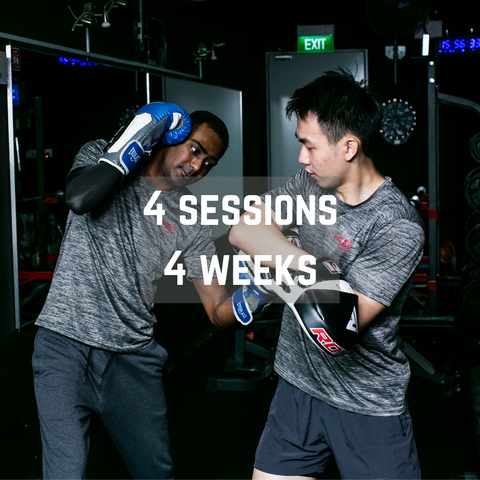 Buddy Package Subscription (4 sessions / 4 weeks)