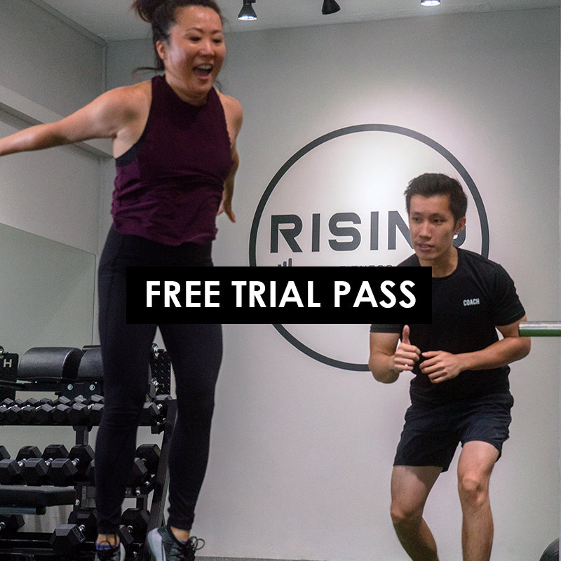 COMPLIMENTARY FREE PASS - FIRST TIMERS ONLY