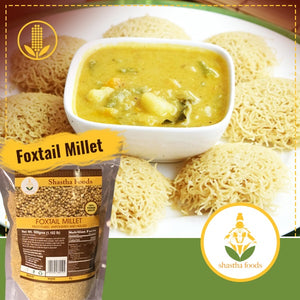 Mouth watering recipes using Indian Millets