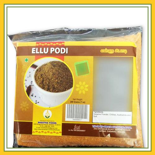 Grand Sweets & Snacks - Ellu Podi (200 Gms)