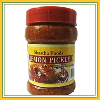 Shastha Lemon Pickle (300 gms)