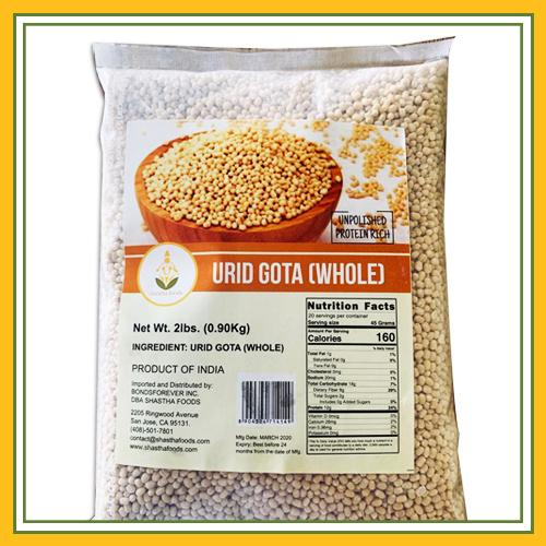 Shastha Urid Gota Dal [Whole] 2 lbs