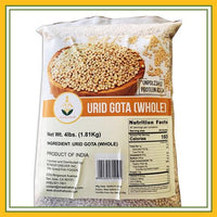 Shastha Urid Gota Dal [Whole] 4 lbs