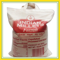 Shastha Foxtail Millet 10 lbs