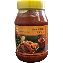 K-PRA - Mix Pickle (Jar) (300 Gms)