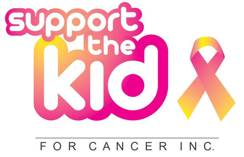 support the kid for cancer inc