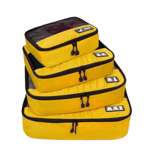 Smart Bag Packing Cube Set (4 Pc)
