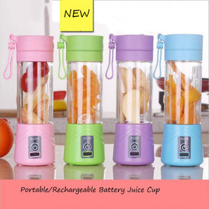 USB Powered Blender/Juicer - The Traveler's Essentials