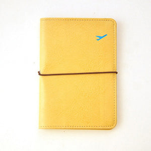 Classic Vegan Leather Passport Cover