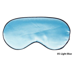Silk Sleep Mask - The Traveler's Essentials
