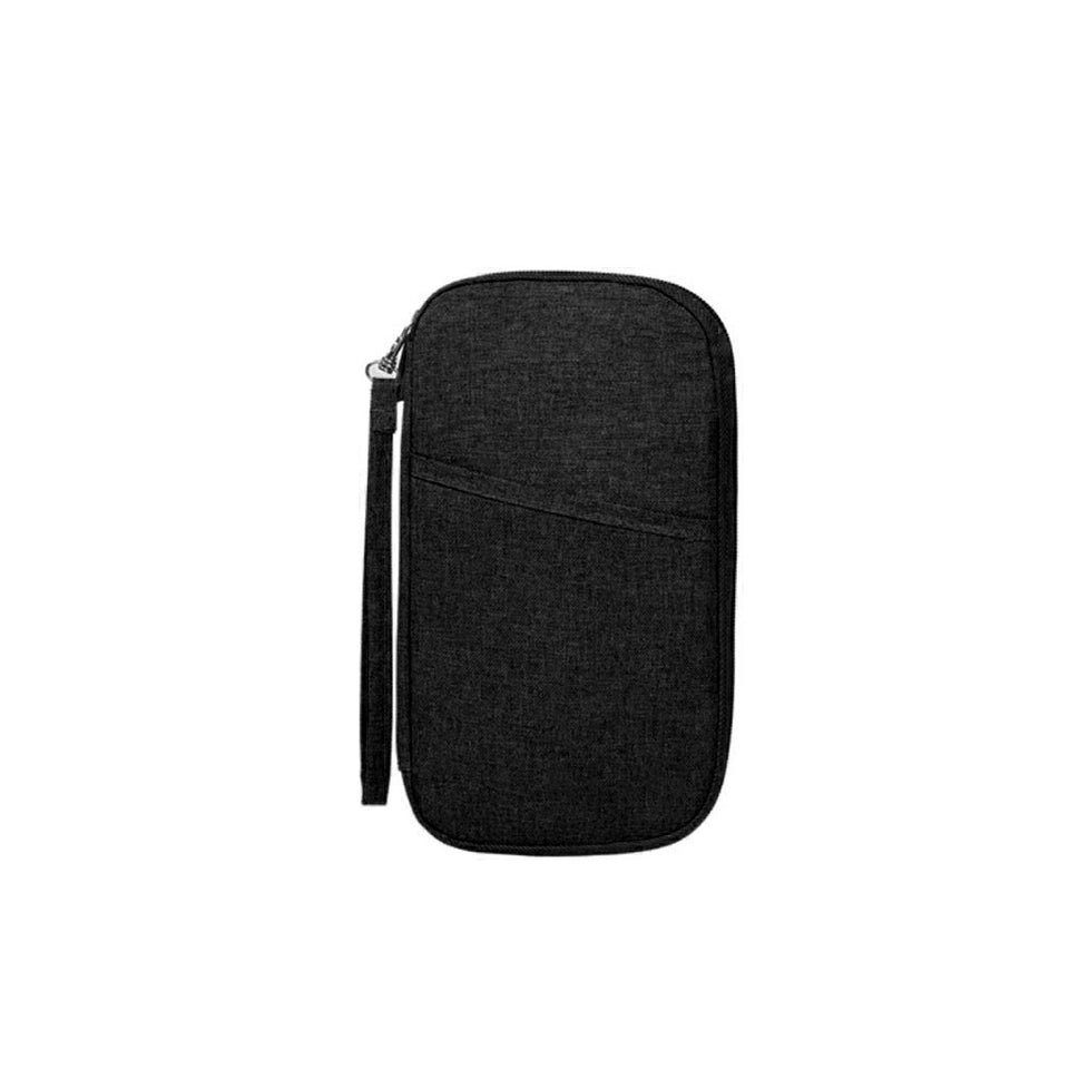 Passport and Travel Document Organizer - The Traveler's Essentials
