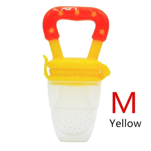 1PC Baby Girl Teether Nipple Fruit Food Mordedor
