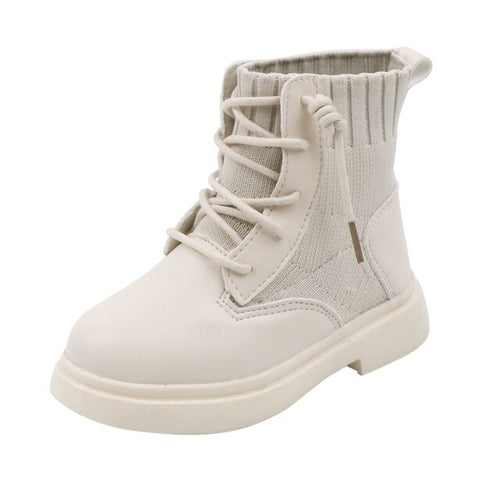 High Top Kids Boots