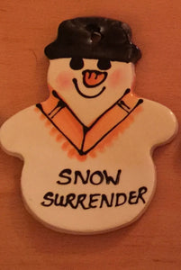 Snow Surrender Decoration