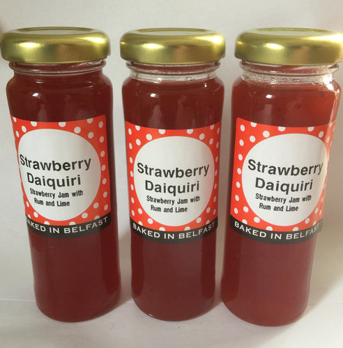Strawberry Daquiri  Jam