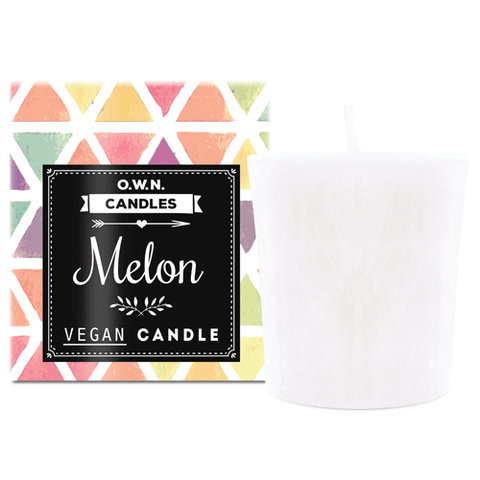 Votive Candle - Melon