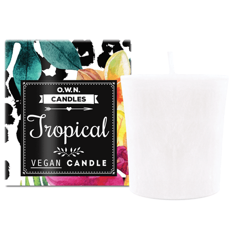 Votive Candle - Tropical