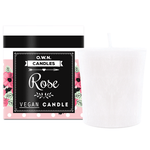Votive Candle - Rose