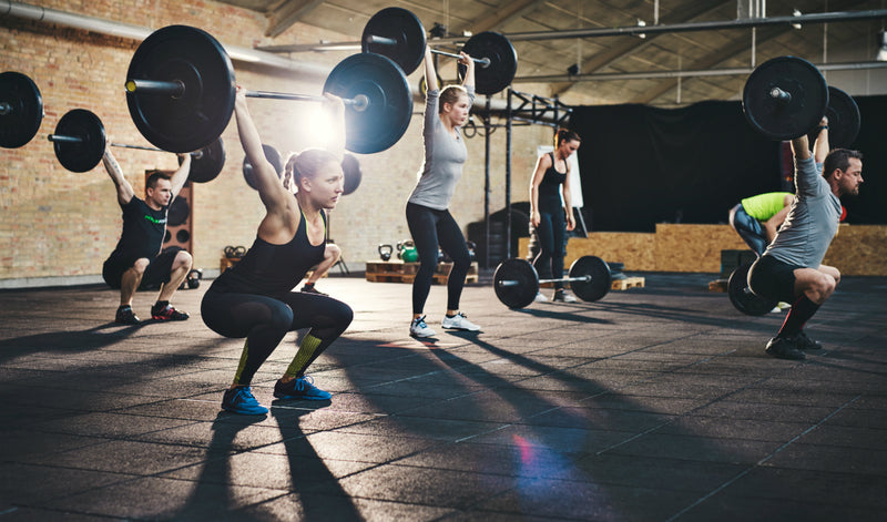 Meet the Girls: CrossFit Benchmark Workouts