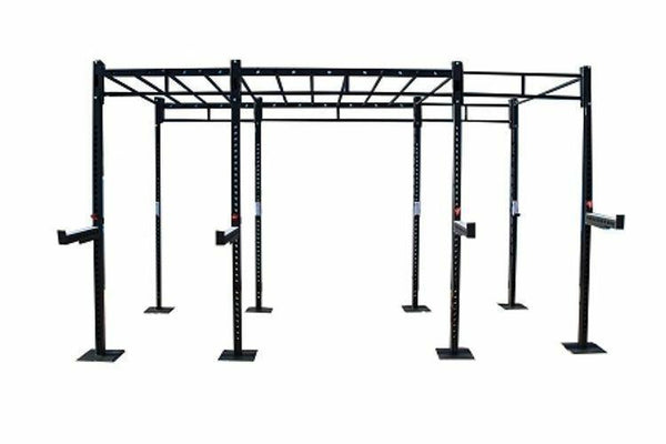 3-Cell Cross Functional Fitness Freestanding Super Rig-MO REPS® Fitness Store