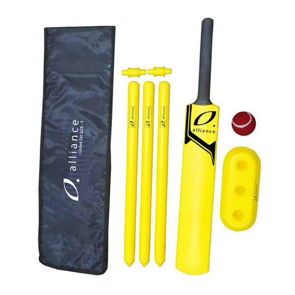 Alliance Plastic Cricket Set