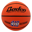Baden Classic Rubber Basketball - Size 5 Junior Orange