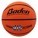 Baden Classic Rubber Basketball - Size 6 for ages 10 and up - orange